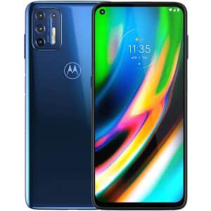 Motorola Moto G9 Plus 128GB Smartphone for $220