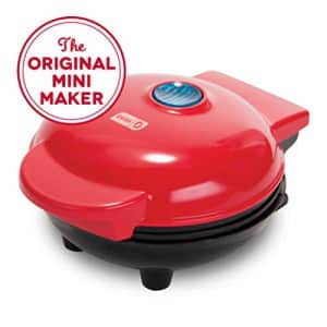Dash Mini Maker: The Mini Waffle Maker Machine for Individual Waffles, Paninis, Hash browns, & for $17