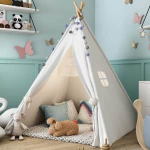 Sumbababy Teepee Play Tent for $47