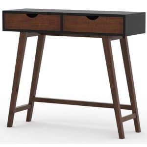 """RST Brands Aster 35"""" 2-Drawer Desk for $118"""