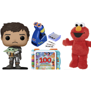 Toys at Amazon: $10 off $50