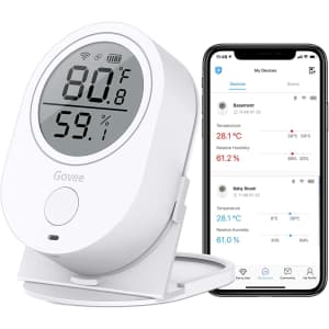 Govee WiFi Temperature Humidity Monitor for $31