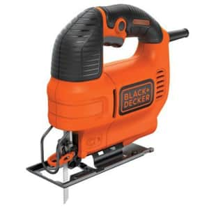 Black + Decker 4.5A Variable Speed Jig Saw for $27