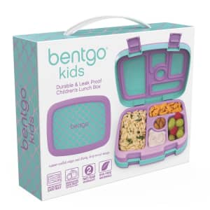 Bentgo Kids' Printed Lunch Box for $25
