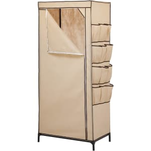 """Honey Can Do 27"""" Storage Closet for $21"""