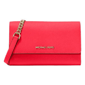 Michael Michael Kors Saffiano Leather 3-in-1 Crossbody for $66