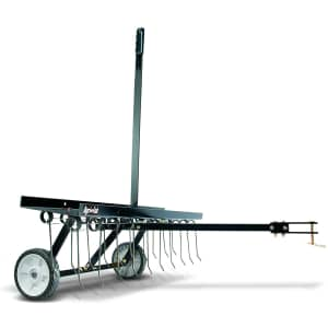 """Agri-Fab 48"""" Tow Lawn Dethatcher for $142"""