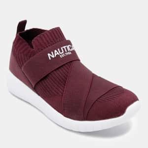 Nautica Men's Vivien Knit Sneakers for $9