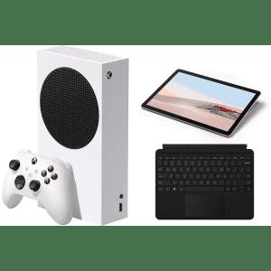 Microsoft Xbox Series S 512GB SSD All Digital Console for $760