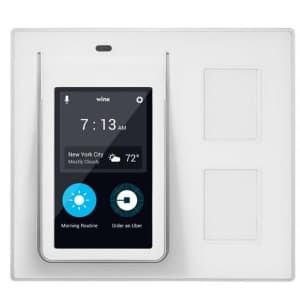 Wink Relay Wall-Mounted Smart Home Control for $35
