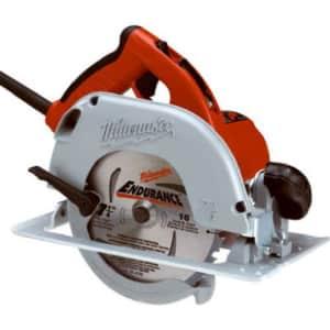 Milwaukee 6390-21 7-1/4-Inch 15-Amp Tilt-Lok Circular Saw for $165
