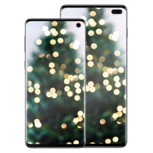 Samsung Galaxy S10+, S10, or Note10+: Free $400 Target Gift Card w/ activation
