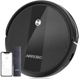 Airrobo Robot Vacuum Cleaner for $74