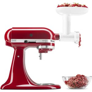 KitchenAid Attachment Food Grinder Accessory for $40
