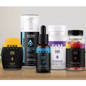 $50 in PureKana CBD products at Groupon: for $20