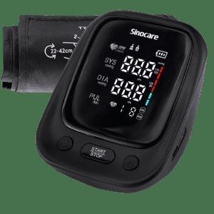 Sinocare Blood Pressure Monitor for $25