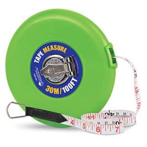 Learning Resources Tape Measure 30 Meters/100 Feet for $16