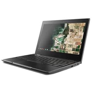 "Lenovo 100e 81ER000BUS 11.6"" HD Chromebook, Intel Dual-Core Celeron N3350 1.1 GHz up to 2.4 GHz, for $227"