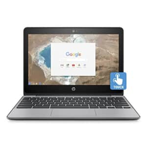 HP Chromebook 11 Touchscreen, 4GB RAM, 16GB eMMC with Chrome OS for $229