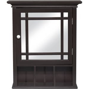 Elegant Home Fashion Neal Wall Cabinet for $52