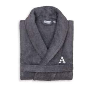 Unisex Personalized Turkish Cotton Robe from $46