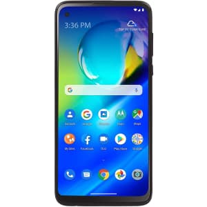 Motorola Moto G Power 64GB Android Phone for TracFone for $132