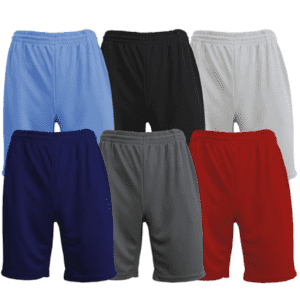 Galaxy By Harvic Men's Performance Mesh Shorts 3-Pack for $18 via Prime
