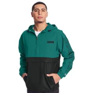 Champion Men's Stadium Packable Jacket for $23