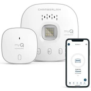 Chamberlain myQ Smart Garage Control for $25
