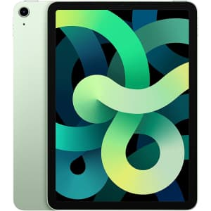 "4th-Gen. Apple iPad Air 10.9"" 64GB WiFi Tablet (2020) for $539"