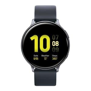Samsung Galaxy Watch Active2 44mm Bluetooth Smartwatch for $130