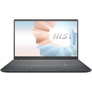 """MSI Modern 14 11th-Gen. i5 14"""" Laptop for $944"""