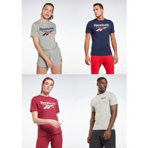 Graphic T-Shirts at Reebok: 50% off