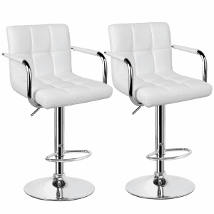 Yaheetech Bar Stool 2-Pack for $139