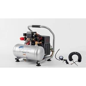 California Air Tools 12V1P10S Light & Quiet .12 Volt, 1.0 Gal. Steel Tank Portable Air Compressor for $452