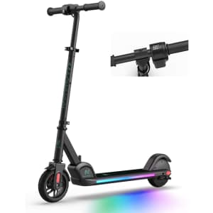 Macwheel E9 Pro Kids' Electric Scooter for $109