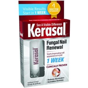 Kerasal .33-oz. Fungal Nail Renewal Treatment for $15
