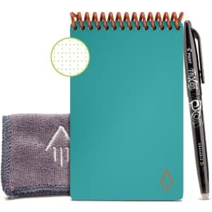 Rocketbook Smart Reusable Notebook for $16