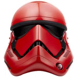Star Wars Captain Cardinal Electronic Helmet for $60