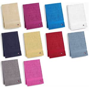 Tommy Hilfiger All American II Towels, Bath, Pale Khaki for $45