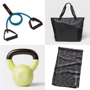 Workout Gear at Target: 20% off