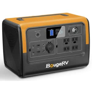 716Wh Portable Power Station for $550