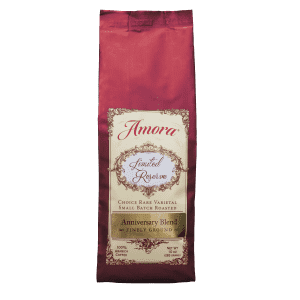 Amora Coffee: Amora Anniversary Collection: 20% off + free gifts