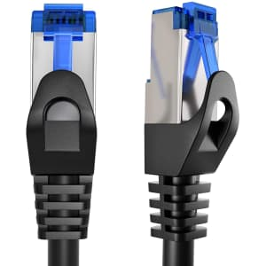KabelDirekt Ethernet Cable & Cat 6 Network Cable/Cord for $8