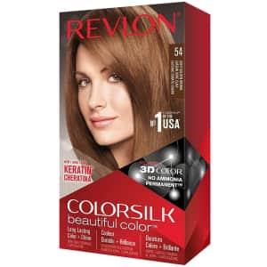 Revlon Colorsilk Beautiful Color Permanent Hair Color for $1.69 via Sub & Save