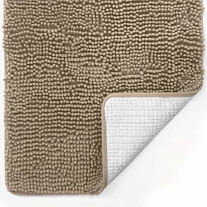 Gorilla Grip Original Luxury Chenille Bathroom Rug Mat, 30x20, Extra Soft and Absorbent Shaggy for $18