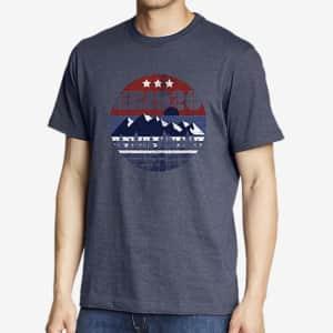 Eddie Bauer Men's Graphic T-Shirts: Extra 40% off