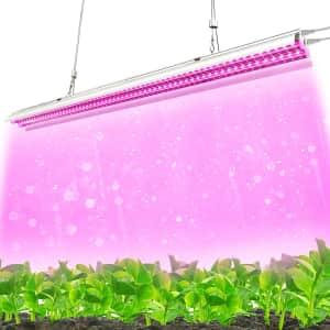 Monios L T5 4-Foot LED Grow Light for $29