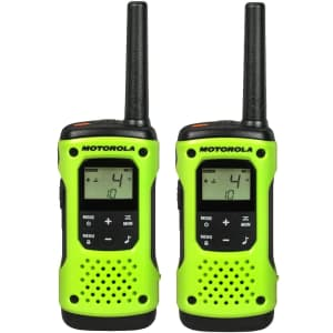 Motorola T600 Talkabout Radio 2-Pack for $59