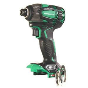 Metabo HPT 18V Cordless Impact Driver, Triple Hammer Technology, Powerful 1, 832 In/Lbs Torque, for $96